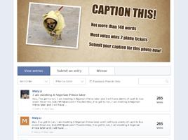 Social Caption Contest