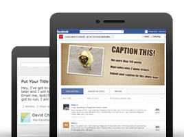 Facebook Caption Contest