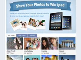 Social Photo Contest